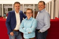 Dr. Wahlmann, Guido Sieker, Ralf Oppacher